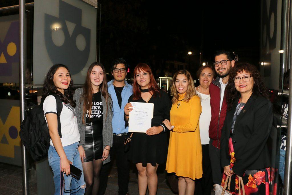 """UAA premia a ganadores de Cuento y Fotografía Digital del concurso """"Talentos Universitarios 2019"""""""