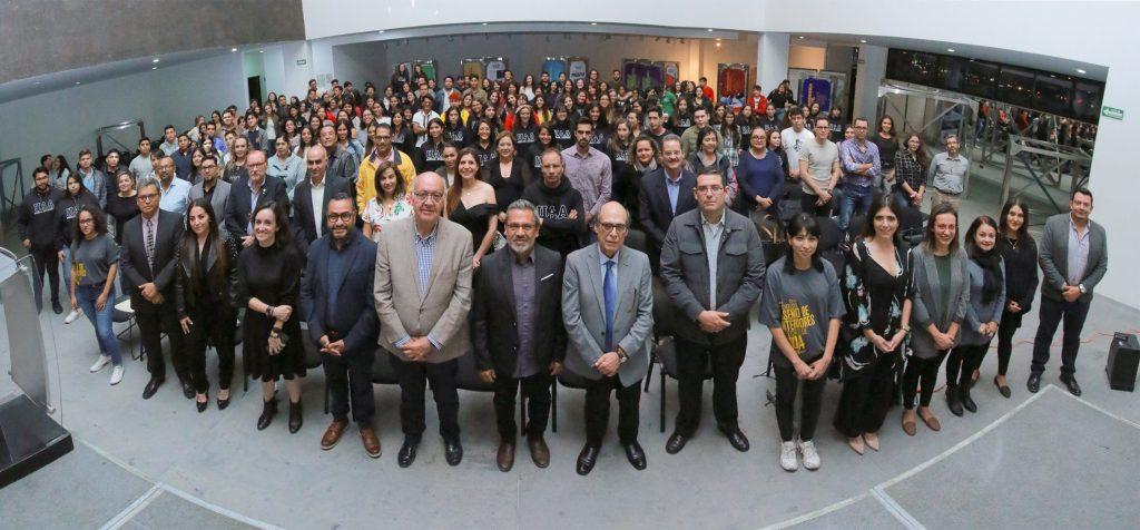 Celebra UAA XV aniversario de la Licenciatura en Diseño de Interiores