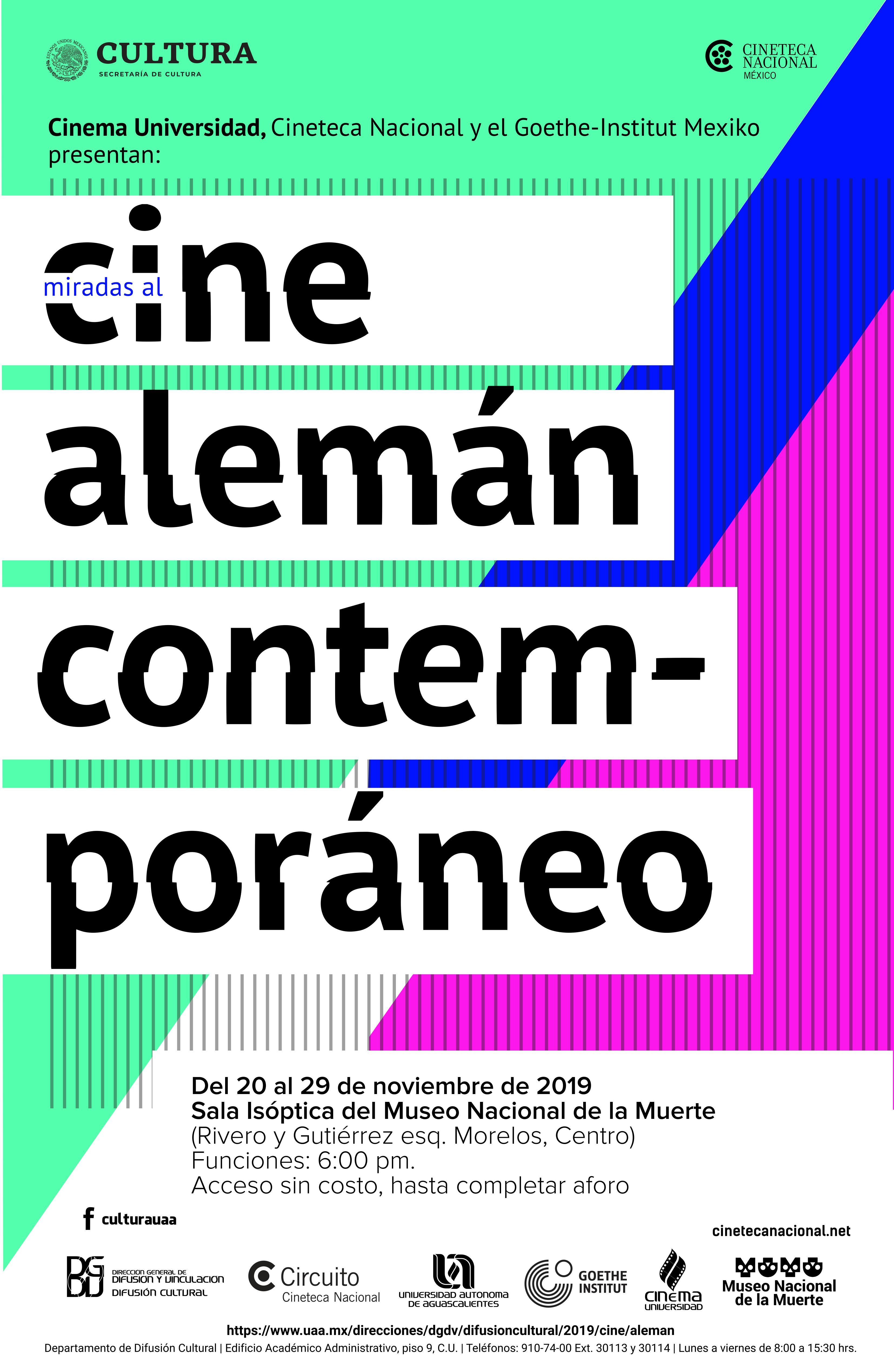 Miradas al Cine Alemán Contemporáneo