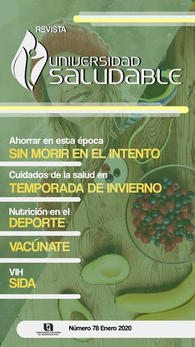 Universidad Saludable #78