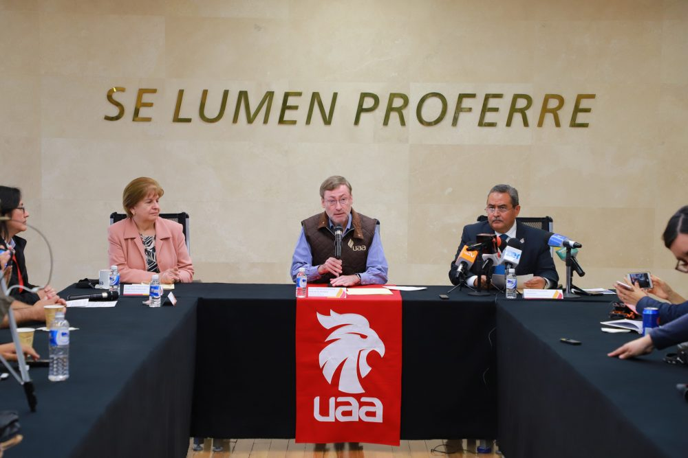 Fortalece UAA medidas de seguridad para bienestar de su comunidad universitaria y sociedad en general