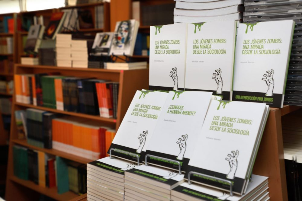 Editorial UAA forma parte de la 41ª Feria Internacional del Libro del Palacio de Minería