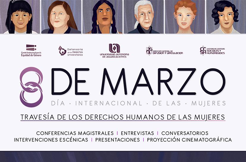 8 DE MARZO – Día Internacional de las Mujeres