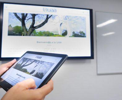 UAA finaliza entrega de tabletas para fortalecer el desarrollo de sus docentes