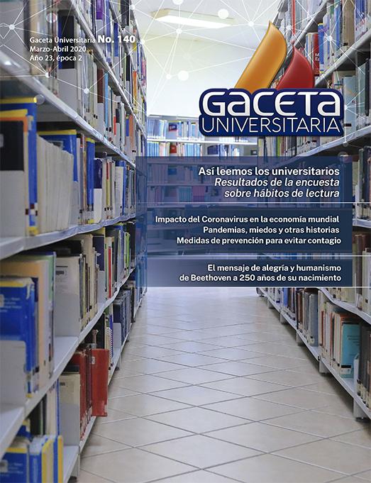 Gaceta Universitaria de la UAA disponible en formato digital