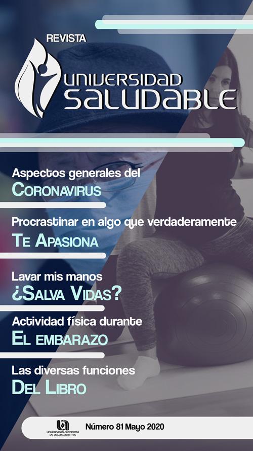 Universidad Saludable #81