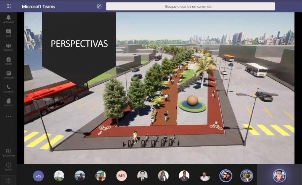 UAA realizó presentación virtual de trabajos finales de la Licenciatura en Urbanismo