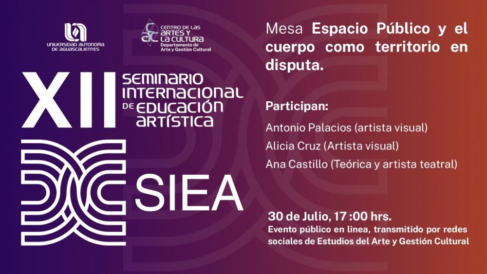 Seminario Internacional de Educación Artística 2a. Mesa