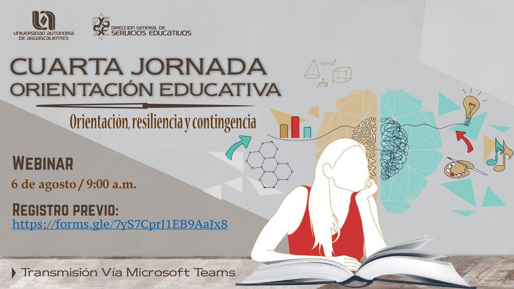 CUARTA JORNADA DE ORIENTACIÓN EDUCATIVA