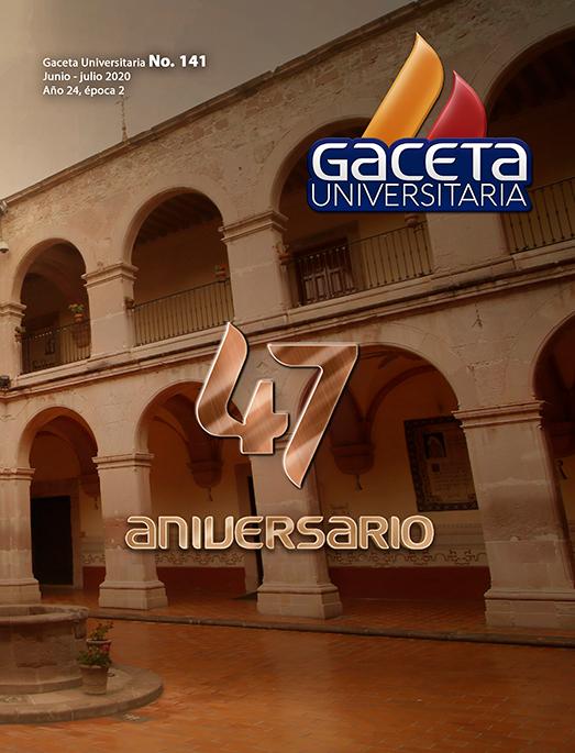 Gaceta Universitaria No. 141