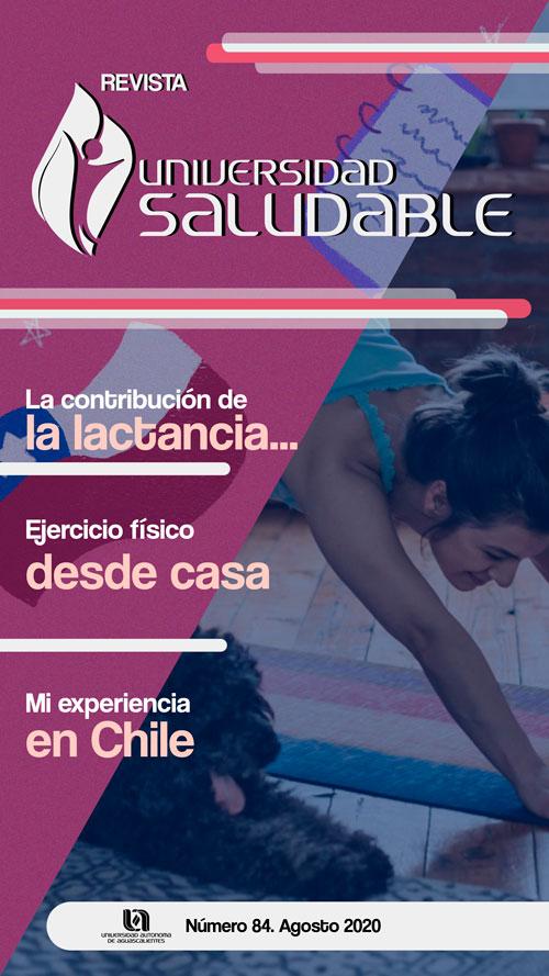 Universidad Saludable #84