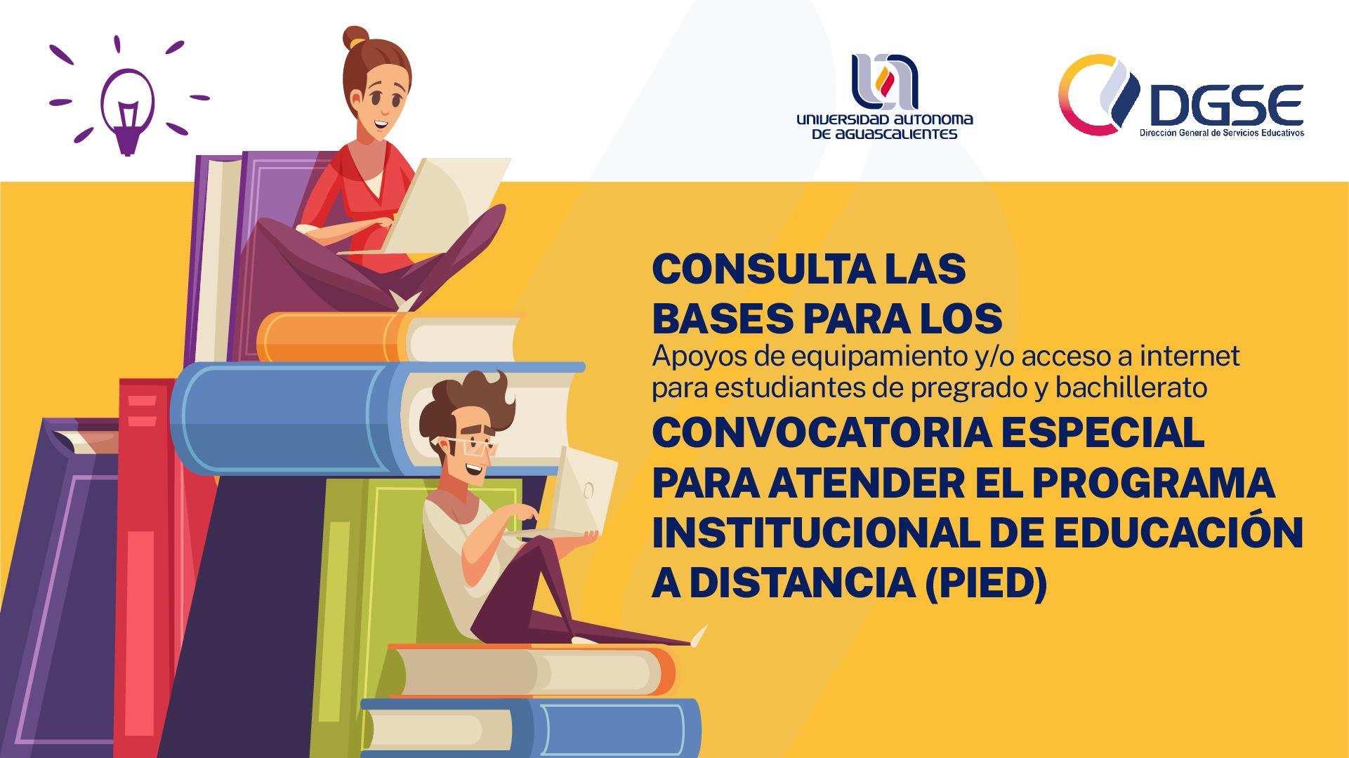 Programa Institucional de Educación a Distancia (PIED)