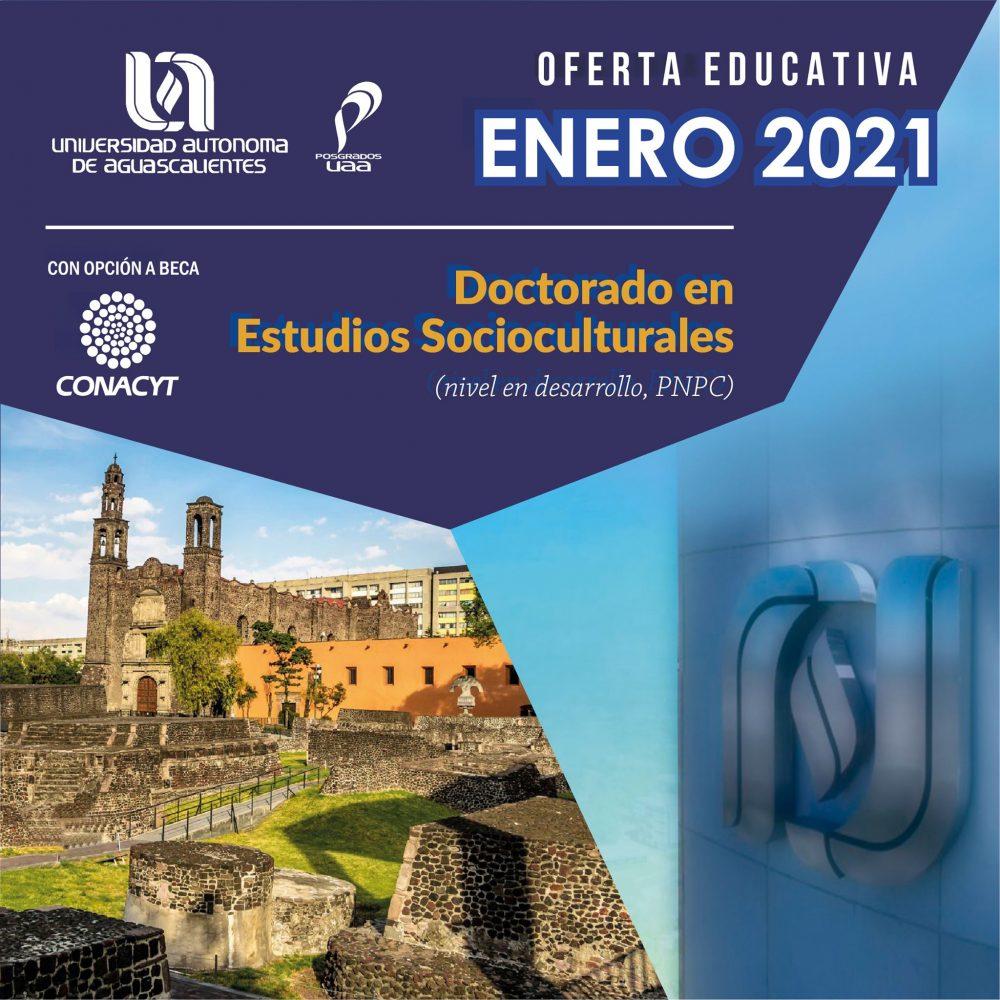 Doctorado en Estudios Socioculturales  (PNPC)