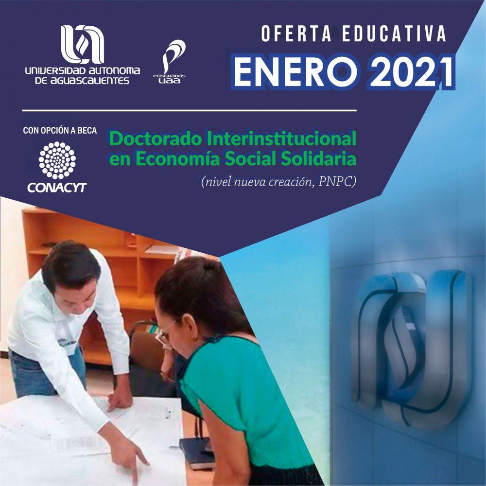Doctorado Interinstitucional en Economía Social Solidaria (PNPC)