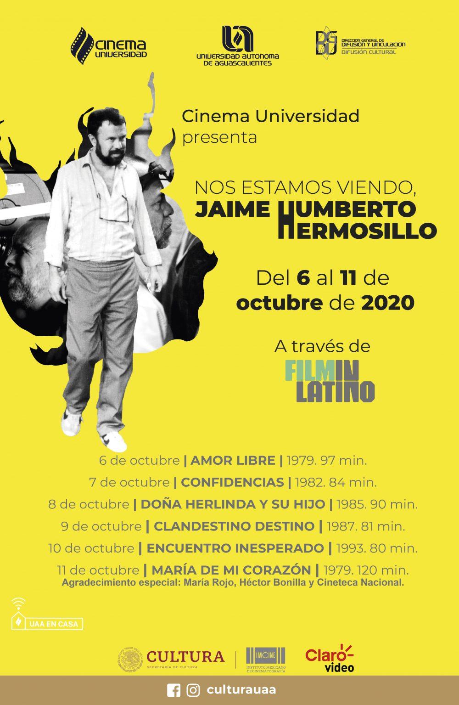 NOS ESTAMOS VIENDO,  JAIME HUMBERTO HERMOSILLO