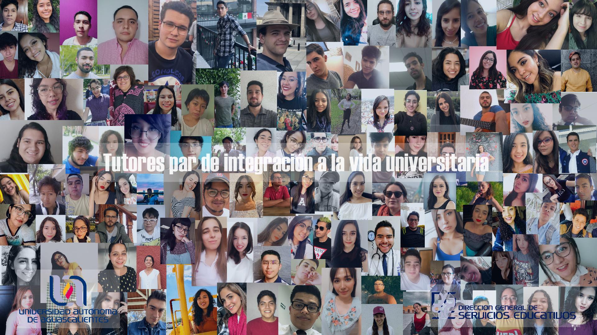 Tutores Par de Integración a la Vida Universitaria