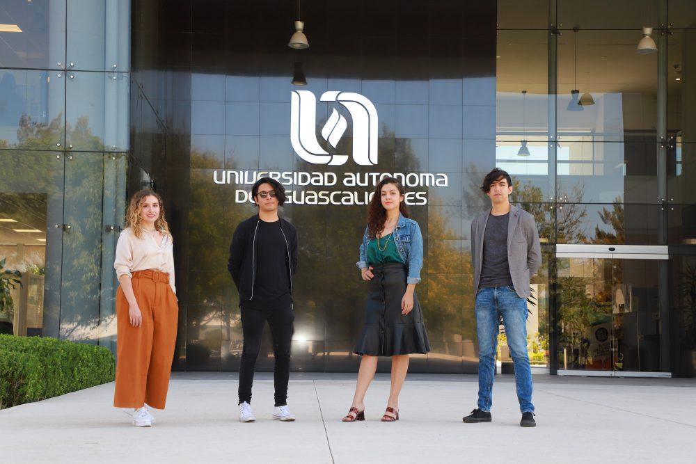 Estudiantes de Arquitectura de la UAA ganan competencia nacional de INFONAVIT