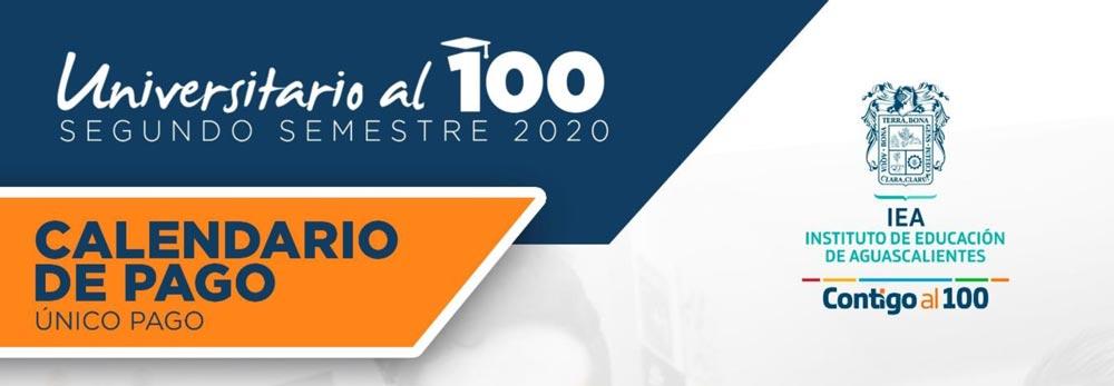 Calendario Universitario al 100