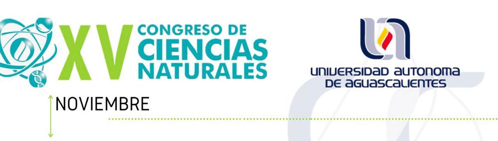 XV Congreso de Ciencias Naturales