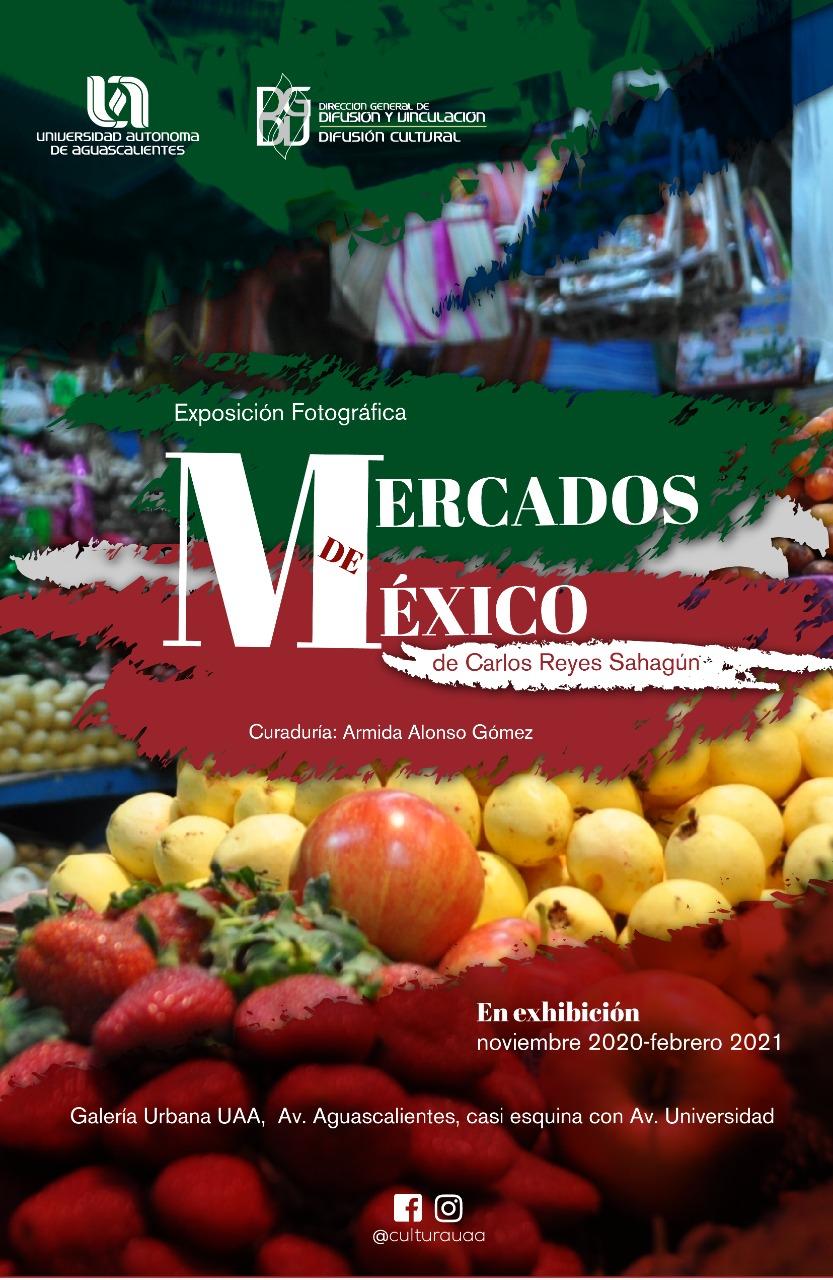 Galería Urbana: Mercados de México