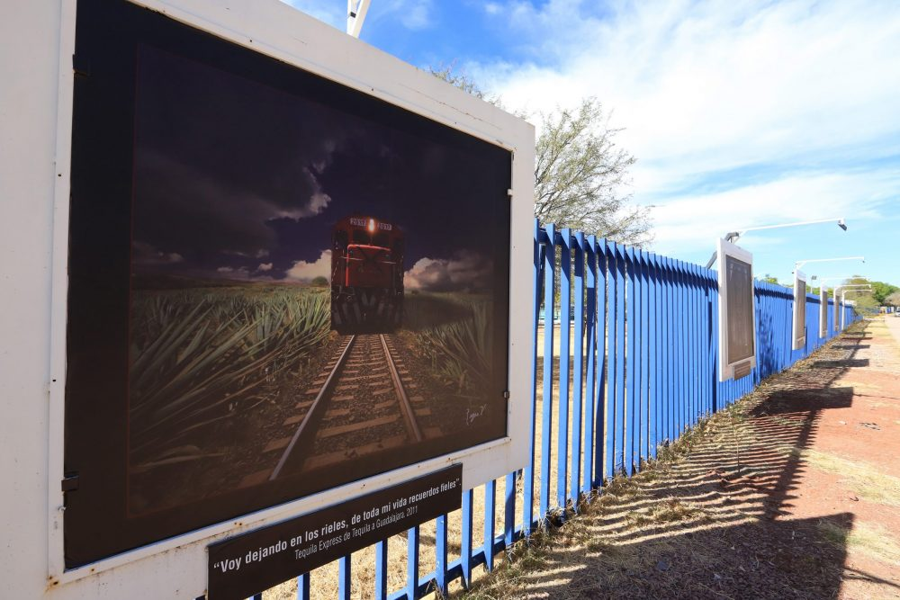 """UAA presenta la exposición """"Fotografía Contemporánea de Trenes Mexicanos"""" de Enrique Reyes Vela"""