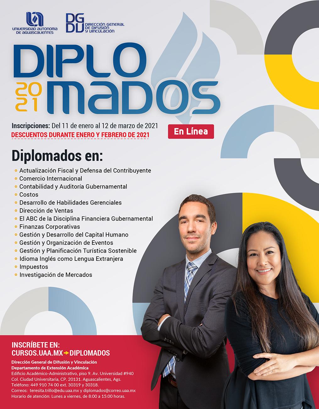 Diplomados 2021