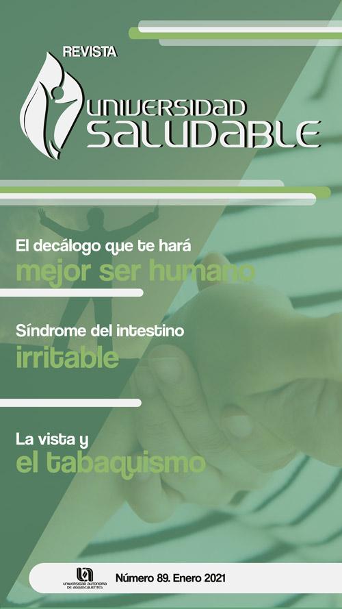 Universidad Saludable #89