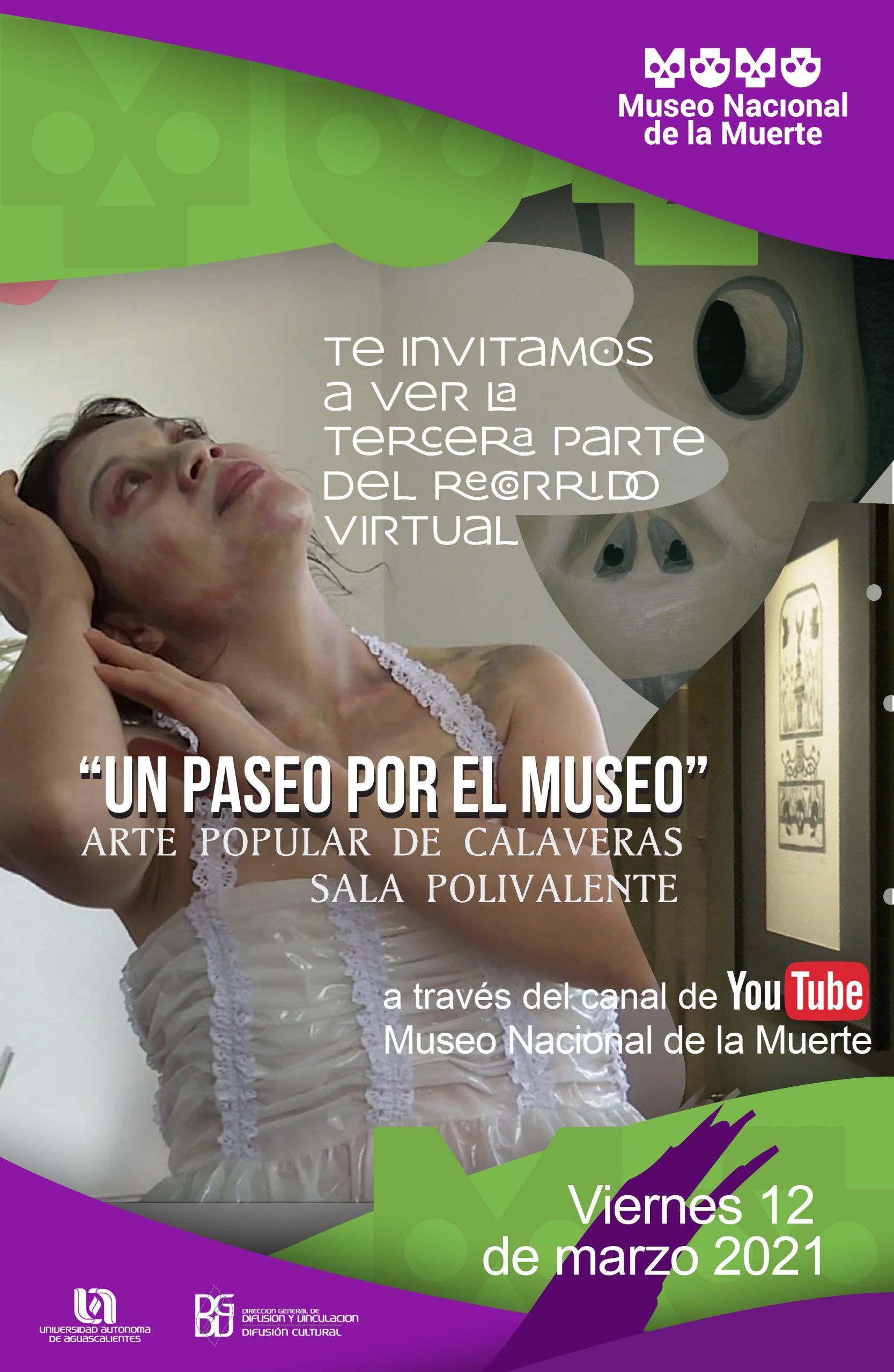 """Recorrido virtual """"Un paseo por el Museo"""""""