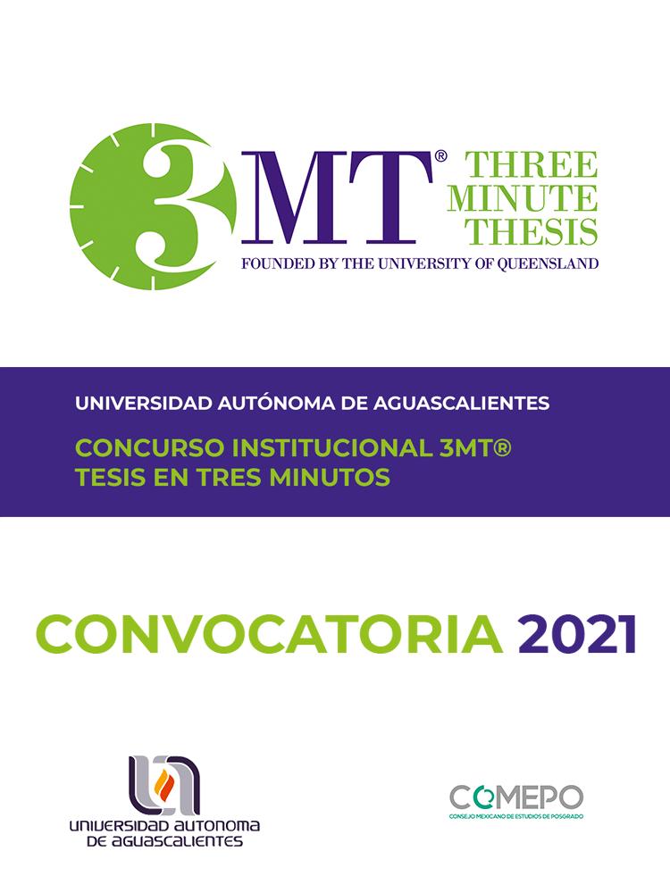 Concurso 3MT