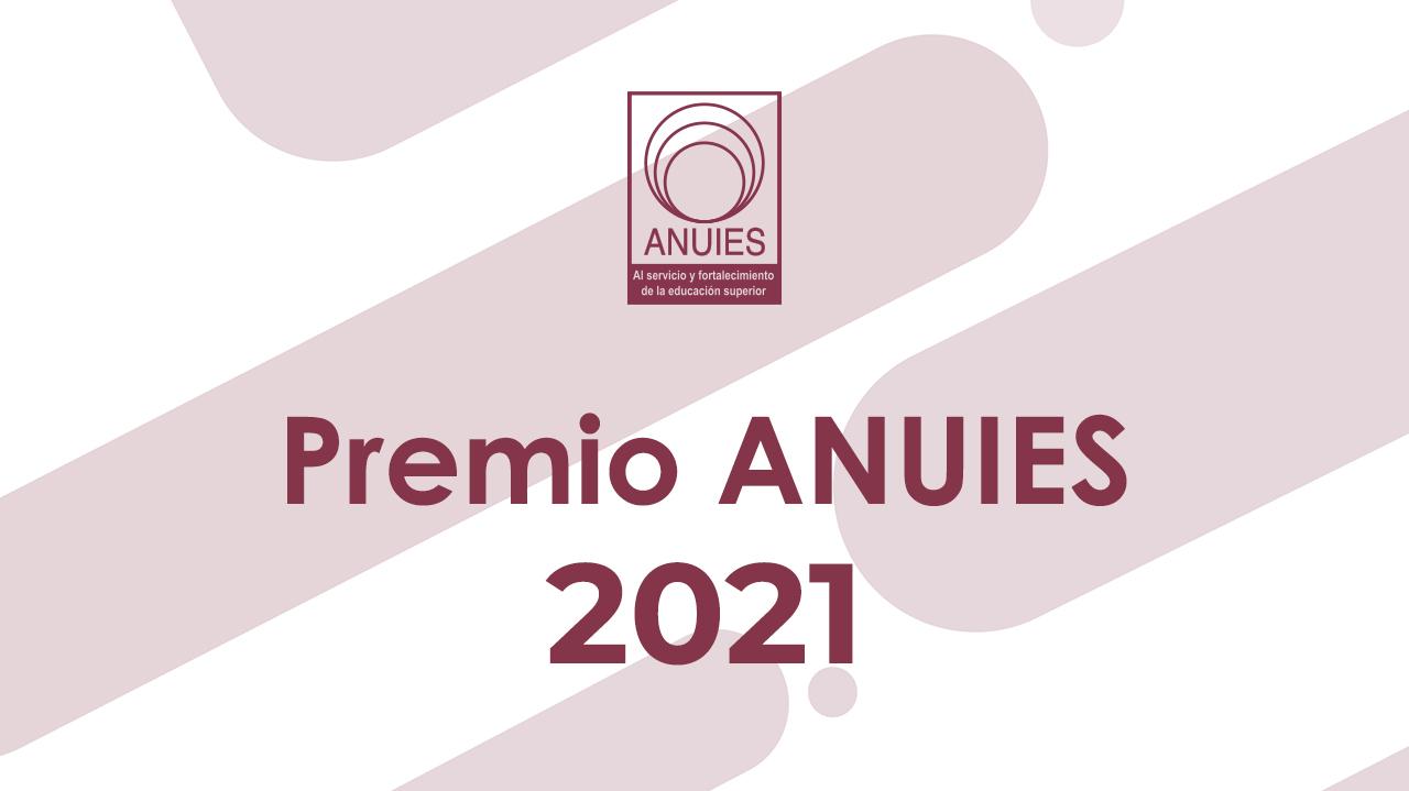 Premio ANUIES 2021