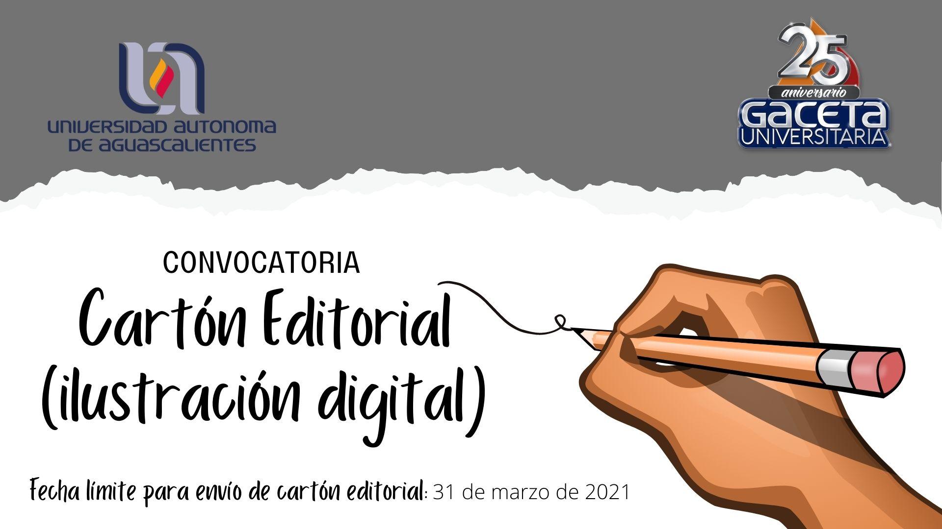 Cartón Editorial (ilustración digital)