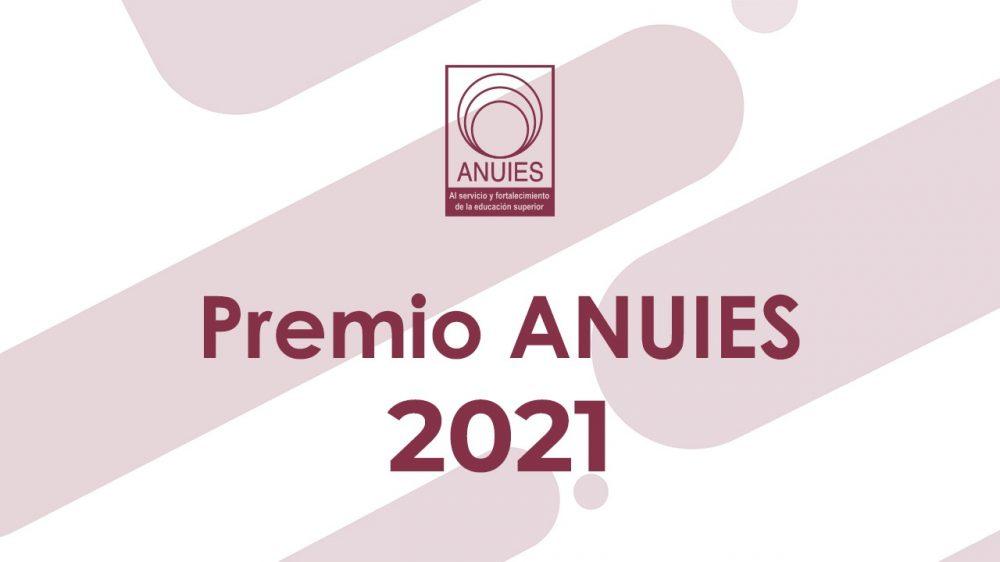 UAA invita a sus Docentes a participar en el Premio ANUIES 2021
