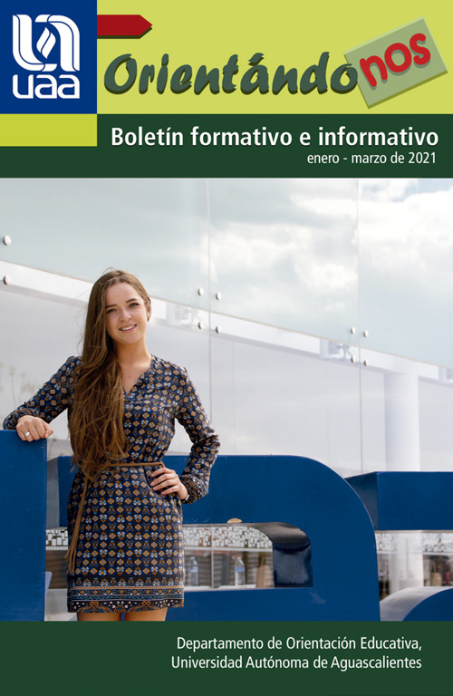 BOLETIN ORIENTANDONOS #13