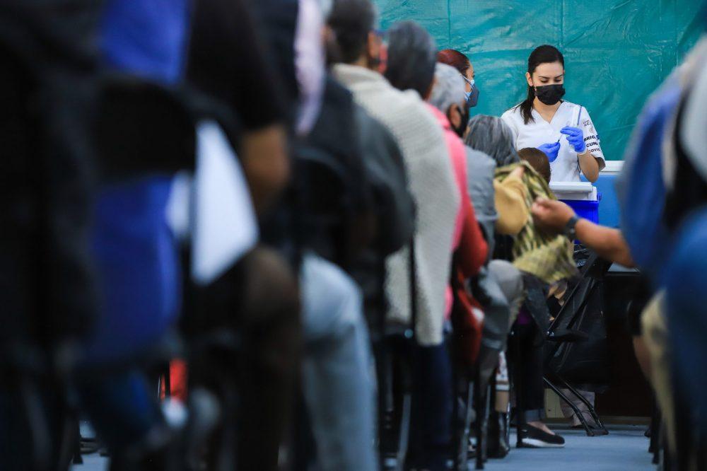 UAA continúa su participación en la Campaña Nacional de Vacunación contra la COVID-19