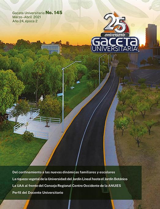 Gaceta Universitaria No. 145