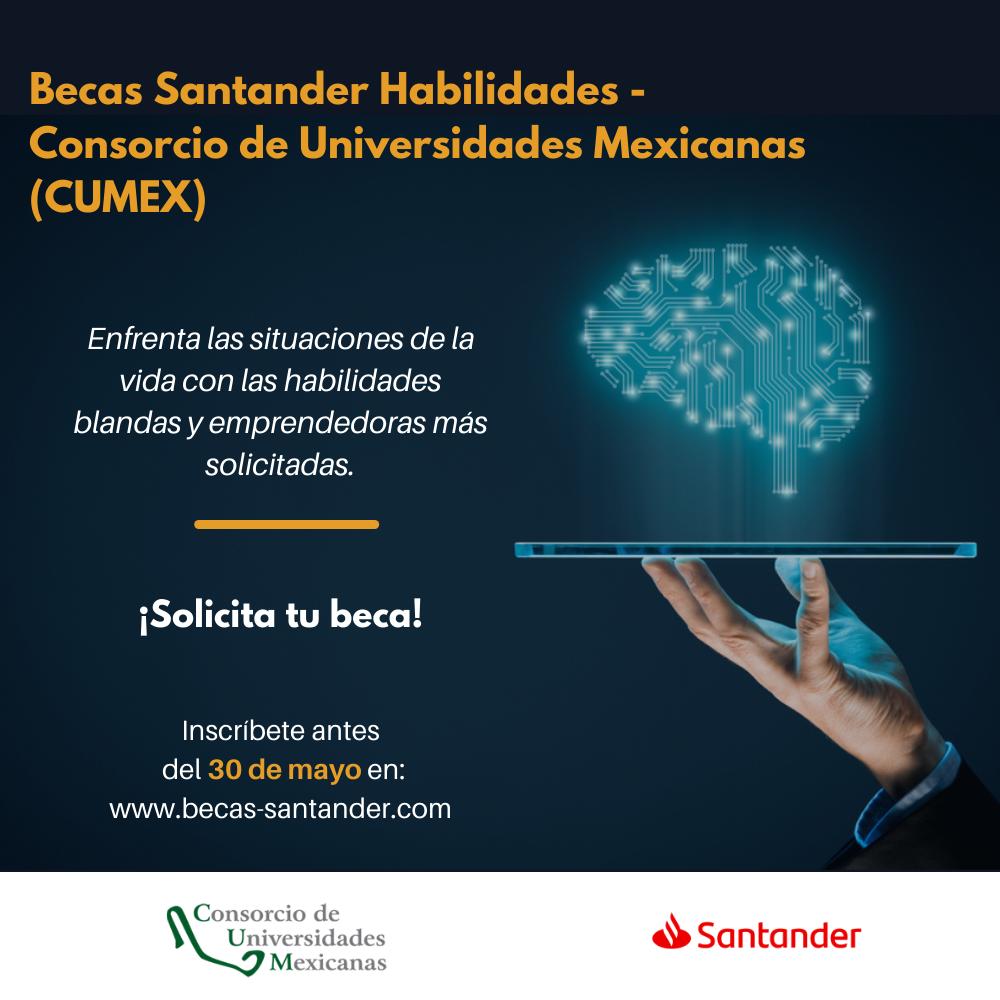 Convocatoria Becas Santander