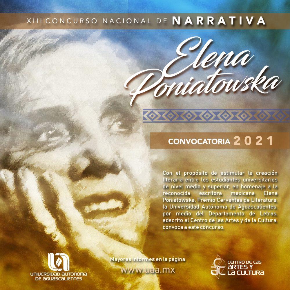 XIII CONCURSO NACIONAL DE NARRATIVA