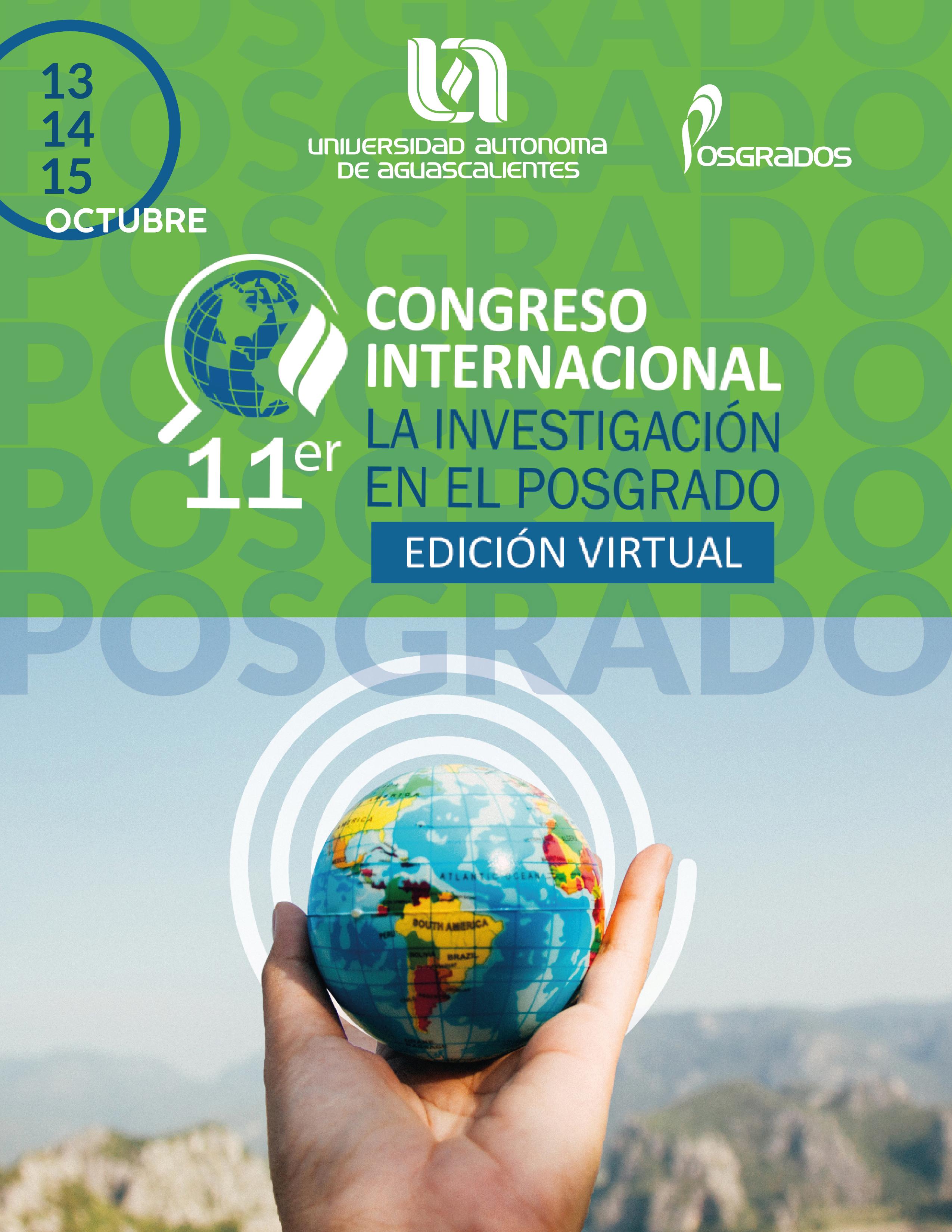 Congreso Internacional La Investigación en el Posgrado
