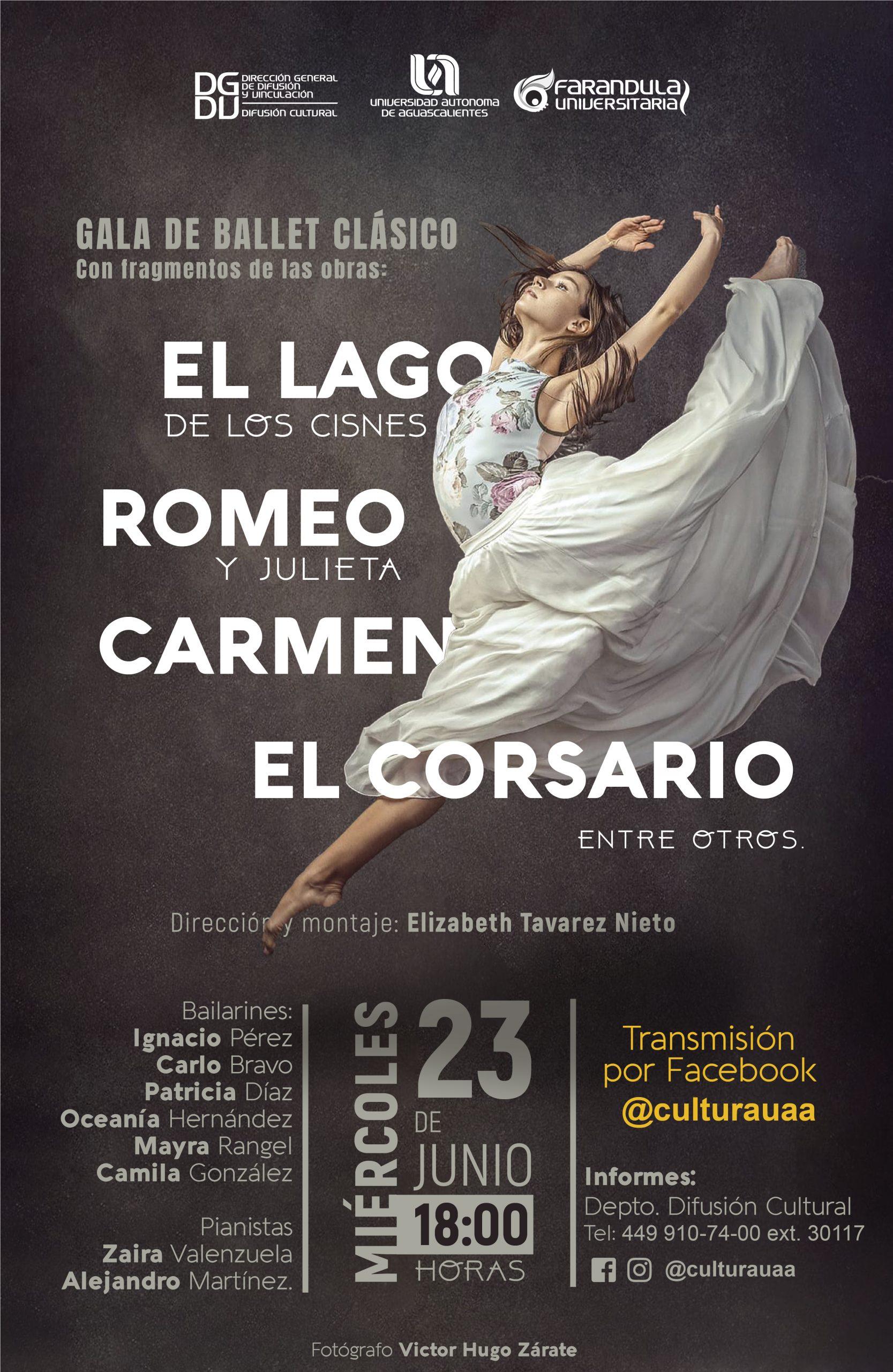 Gala de Ballet Clásico