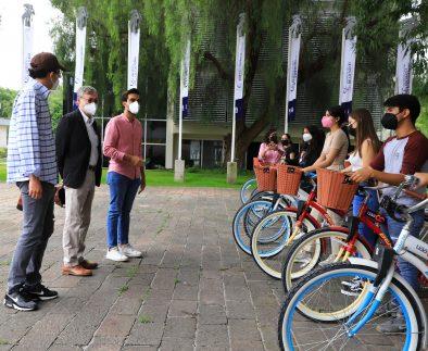 Rector de la UAA se reúne con la Federación de Estudiantes de la institución