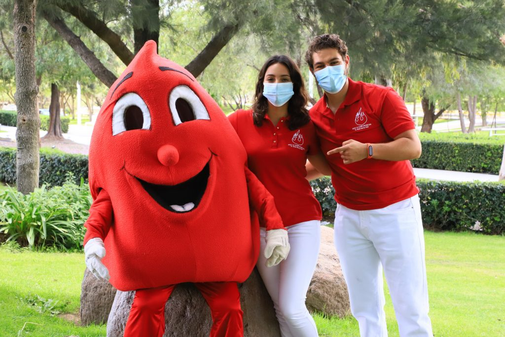El Banco de Sangre Universitario suma esfuerzos por una cultura de donación altruista