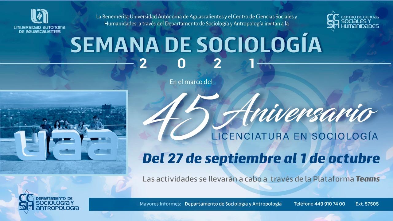 Semana de Sociología