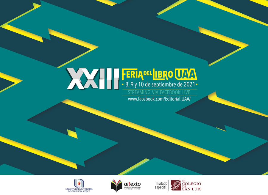 XXIII Feria del Libro UAA – Virtual