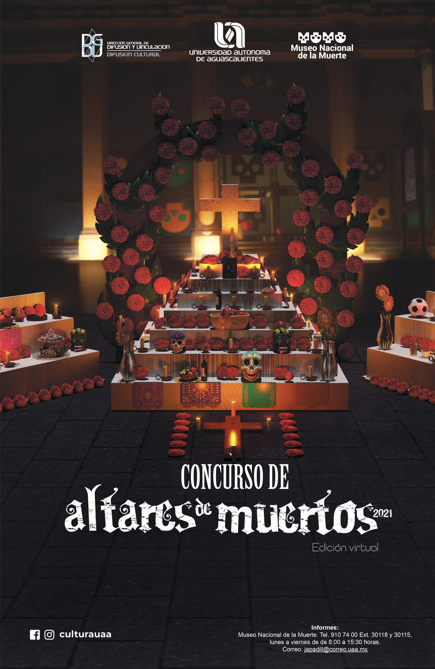 Concurso Altares de Muertos