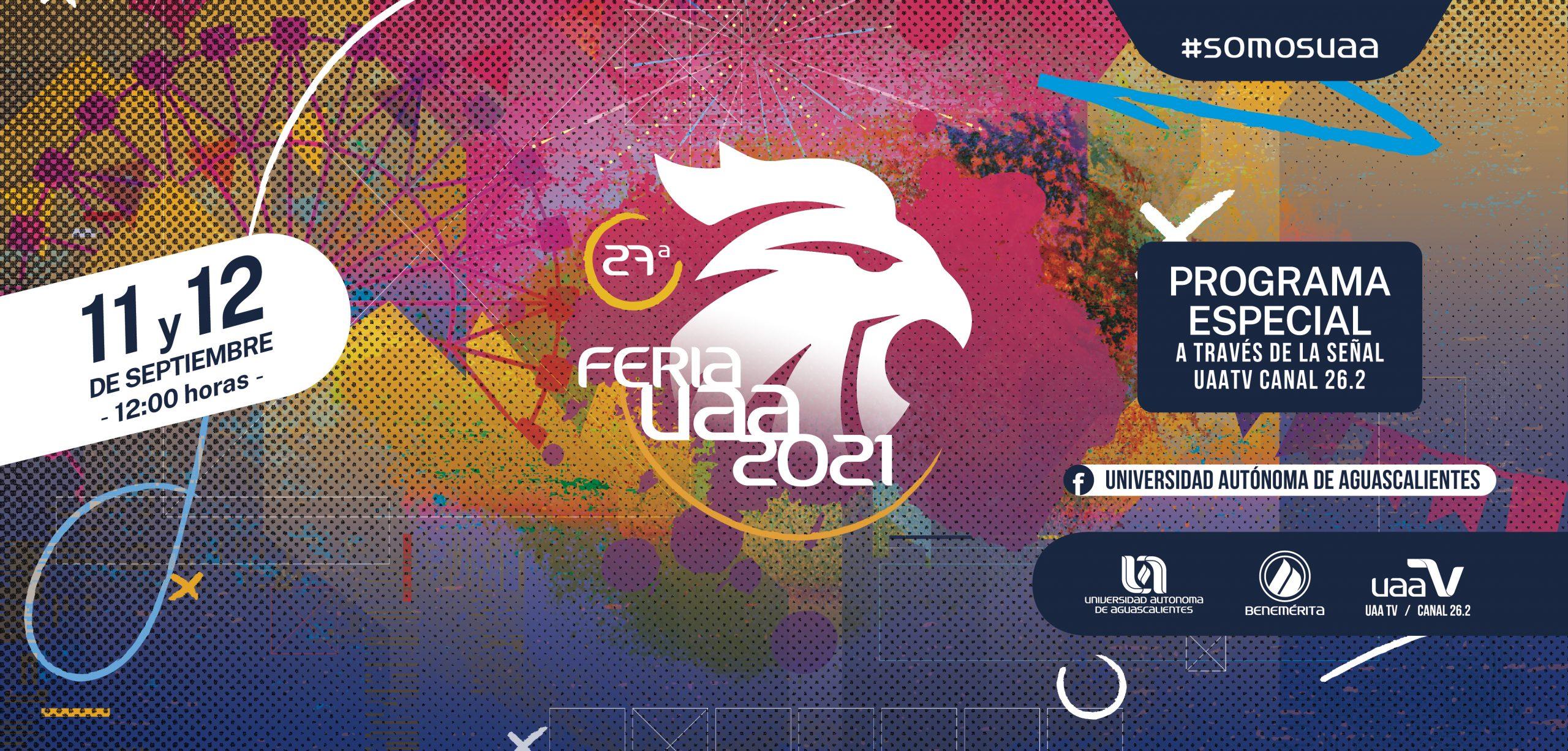 27a FERIA UAA 2021