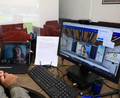 UAA reconoce labor de estudiantes voluntarios que brindan tutoría de pares