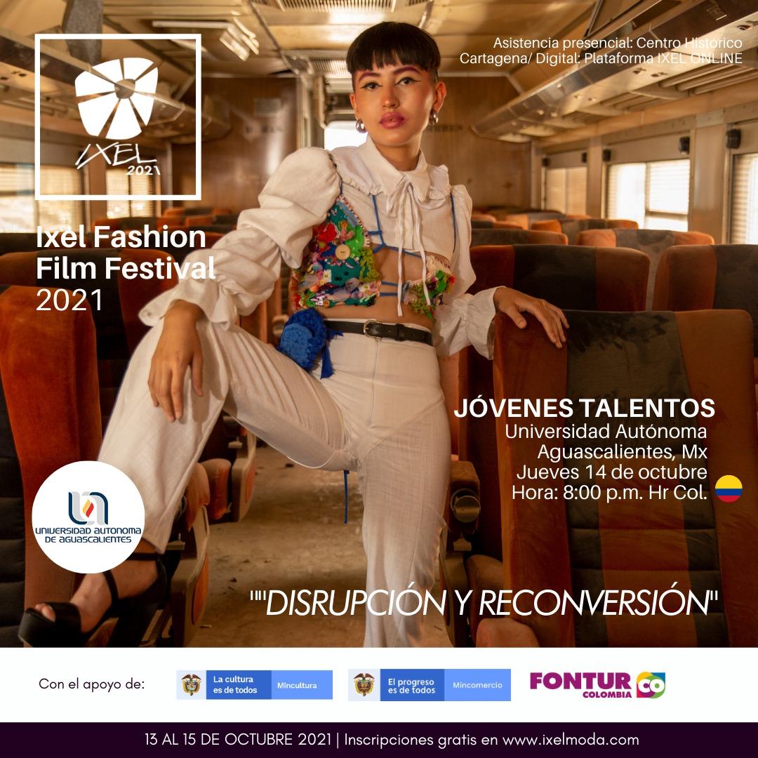 FESTIVAL FASHION FILM IXEL MODA COLOMBIA 2021