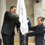 La UAA Respalda y les Desea Éxito a sus Gallos para la Regional Deportiva del CONDDE