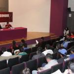 La UAA Sede de la Asamblea General del CONDDE, Aguascalientes, Región 5