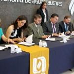 La UAA Estrecha Relaciones con el Poder Judicial del Estado de Aguascalientes